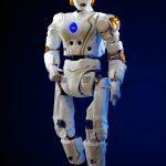 8K画質のロボット