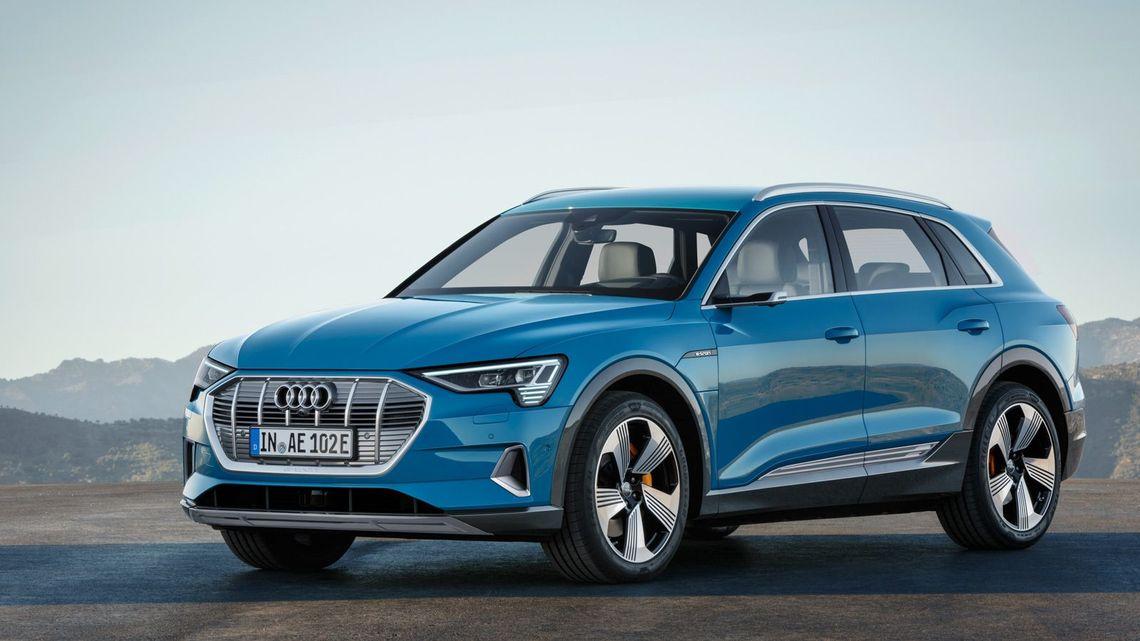 Audi e-tror